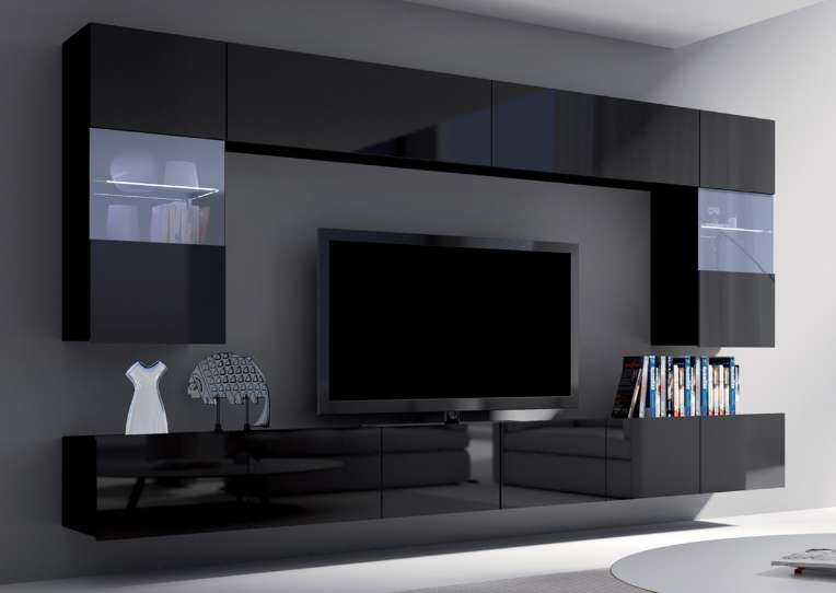 Tv Cabinet Rack - Home Decor - Home Decoration - 1011289391