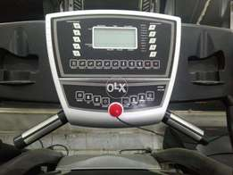 (American fitness Treadmill Auto incline)