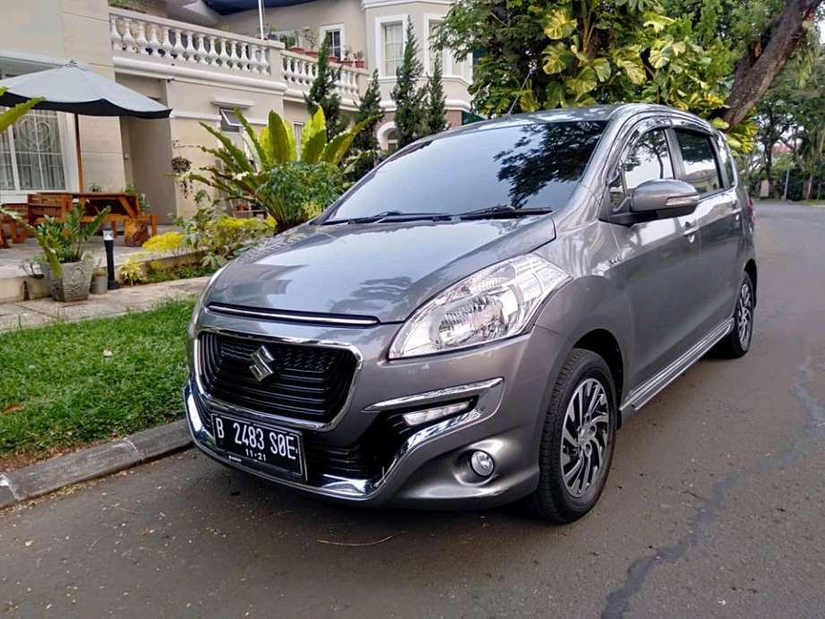 Ertiga Dreza GS manual 2016 Mulus Head unit Android