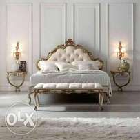 Victoooris moderen bed with siders