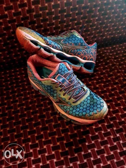 buy online e53c7 73b50 Mizuno Wave Prophecy 3 womens running shoes ...