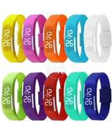 Pack of 10 led watch