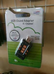 Usb sound card 8.1