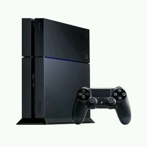ps4 fat 500gb + stick 2 dan games