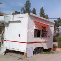 Food Truck For Salee. / Pre fabricated Room kitchen mobile cabin