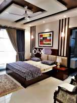 Fully Furnished one kanal Upper portion for rent in Bahria Town phase4