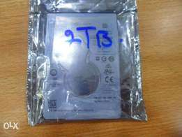 2TB Laptop Hard Drive 02 years Warranty Offical Warranty card