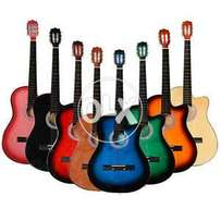 Student guitars huge collection bramd new pury pakistan me home dlvry