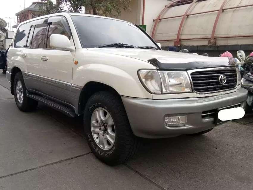 Toyota Land Cruiser Diesel >> Toyota Land Cruiser Diesel 4x4 Auto Langka Mobil Bekas