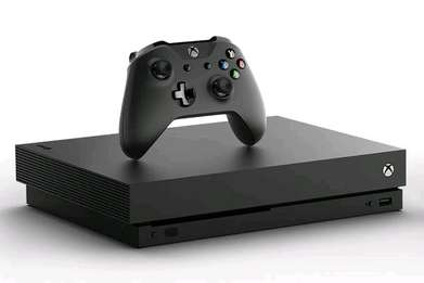 isi game xbox one x 4K HDR