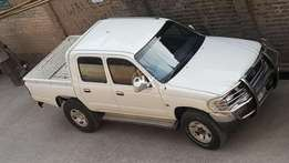 Toyota hilux 2002 tiger islamabadh registered