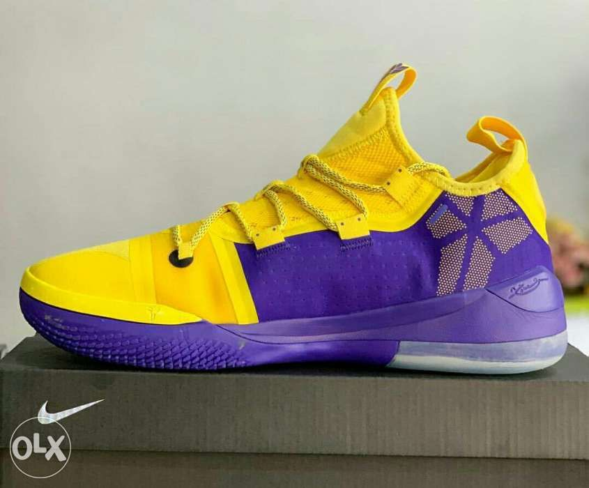 new arrival 84185 70898 Nike Kobe A.D. 'Lakers Pack' in Cainta, Rizal | OLX.ph