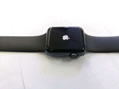 APPLE i Watch Series 3 42 Mm Space Grey Mulus Original Murah Meriah