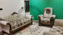 Beautiful Drawing room sofa 7 seater | Master Molty Foam | Carving