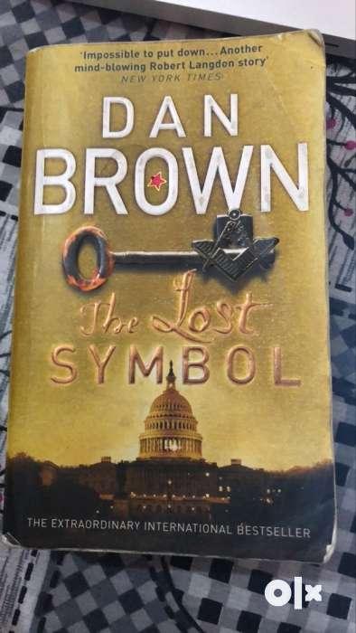 The Lost Symbol By Dan Brown Book Delhi Books Sports Hobbies