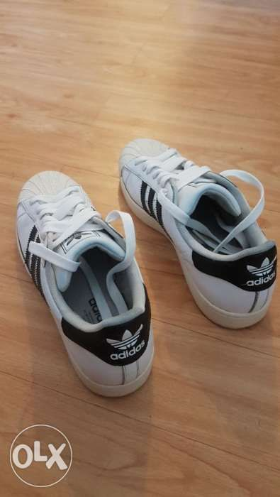 Adidas superstar size 10 in Manila