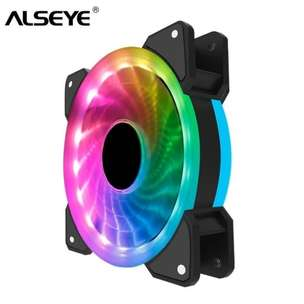 Fan Case RGB ALSEYE D-RINGER AUTO Rainbow By Astikom