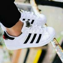 Pack of stylixh adidas shoes in all colors