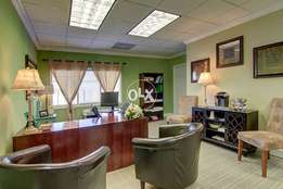 I-8 11x38 sq ft office 1 bath, office and big size hall for rent