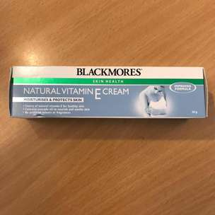 Blackmores Natural Vitamin E Cream