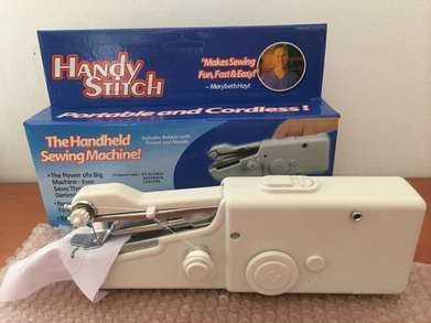 Mesin Jahit Mini Portable - Handy Stitch