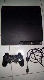 Sony ps3 slim memory 320gb full sett