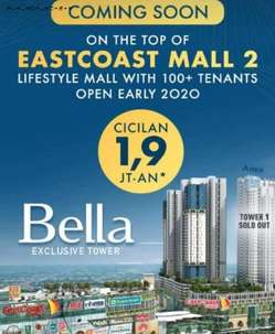Apartemen Eastcoast Mansion Tower Bella, Surabaya UrDw