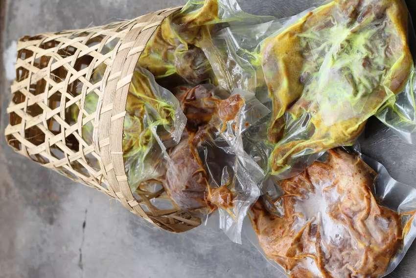 Bebek Frozen Goreng Atau Bakar Makanan Minuman 771766338