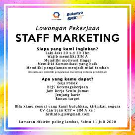 Marketing Cari Lowongan Terbaru Di Malang Kab Olx Co Id