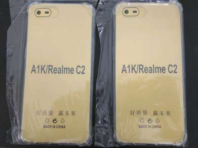 Softcase Realme C2 / Oppo A1k Bening