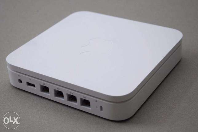 Apple A1143 AirPort Extreme Base Station Wifi Router