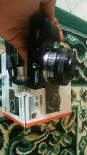 sony a5000 Kit lensa 16-50mm Good Condition full set slur