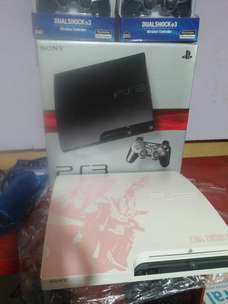 Ps3 baru slim 250gb