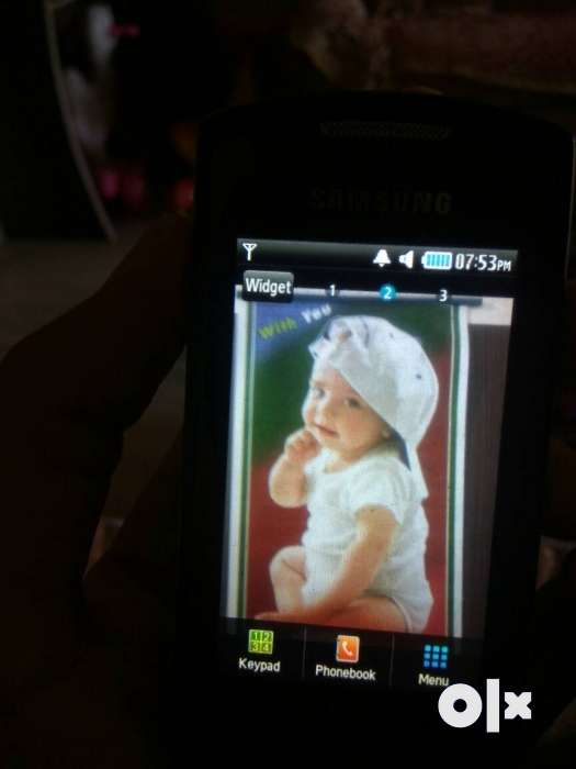 JAVA phone, simple touch screen for easy use, - Mobile Phones