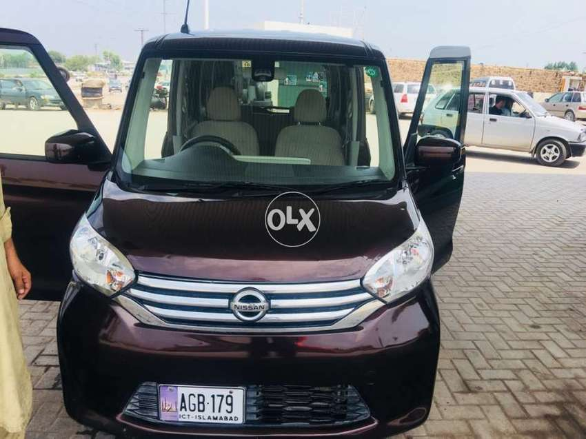 Nissan Days Roox Highway Star Cars 860093640
