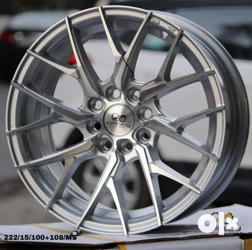 All Types Used And New Alloy Wheels And Tyres Spare Parts 1574874961