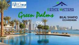 Green Palm Gwadar 70 lac booking price