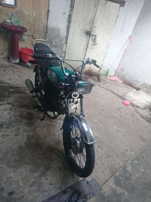 Qingqi 100cc bike good condition read add - Motorcycles - 864225433