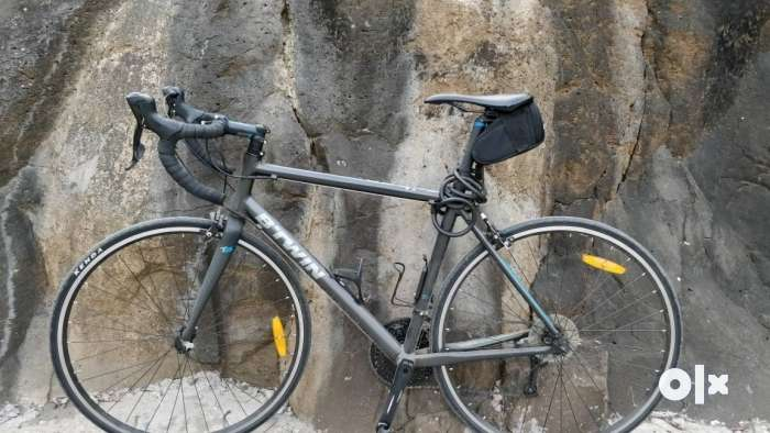 Btwin, Triban 5, 1 year old bike with sora - Bicycles