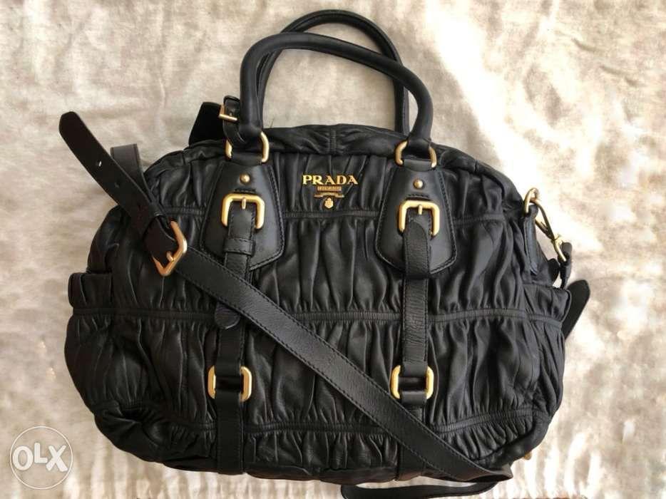 d38b5fa7d858 authentic Prada Gaufre BL0397 all leather in Makati, Metro Manila ...
