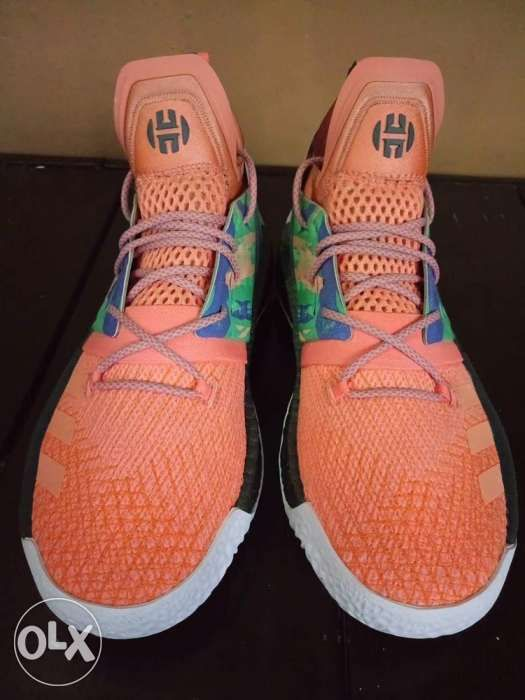 designer fashion 34ffc 6139e Adidas Harden Vol 2 ...