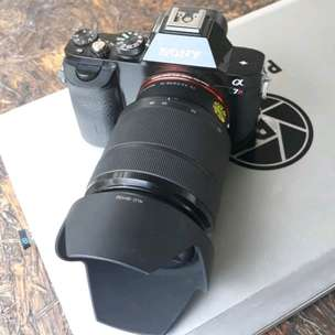 Sony a7r body only