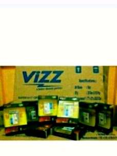 . Baterai VIZZ Double power MS-1 Bold Onyx1 Onyx2 3000mAh new jos