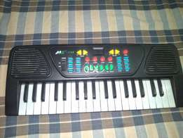 Piano baby toy