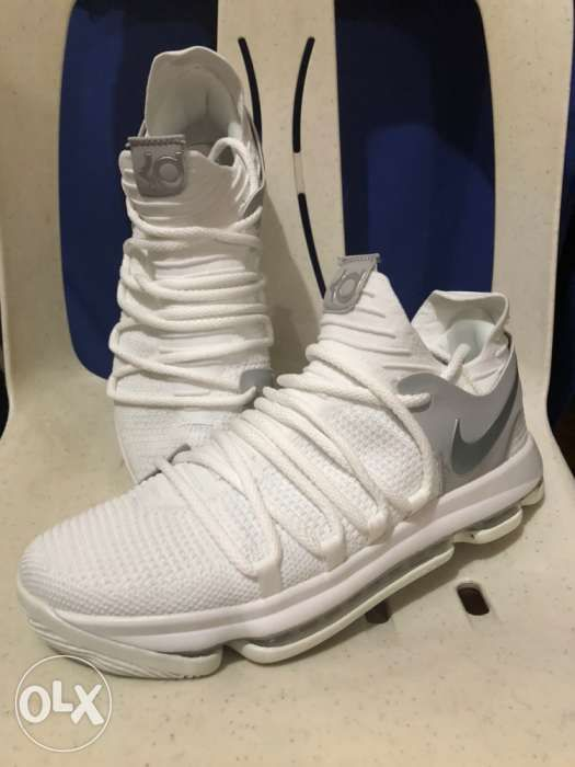 huge discount da626 8096c Nike KD 10 Platinum in Quezon City, Metro Manila (NCR) | OLX.ph