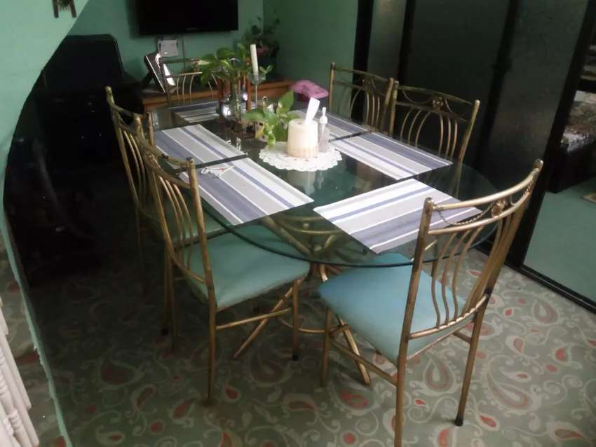 Thick Pure Glass Dining Table At Best Price Tables Dining 1020844933