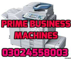 All In One Photocopier, Printer, Fax & Scanner(Prime Business Machine
