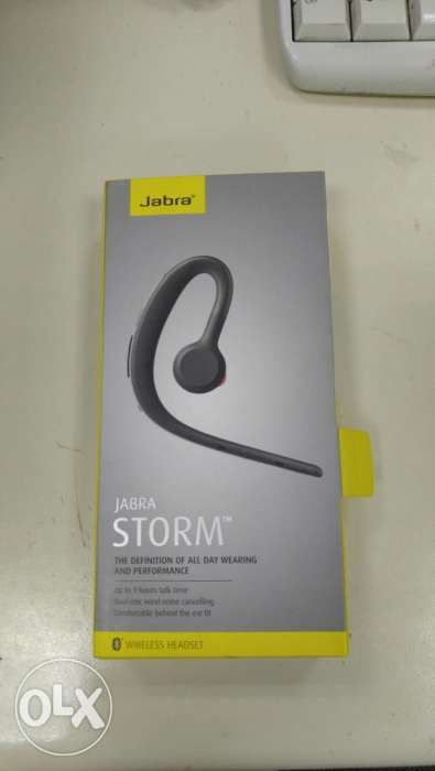 e06e12f6c40 Original Jabra Storm Headset in Quezon City, Metro Manila (NCR)   OLX.ph