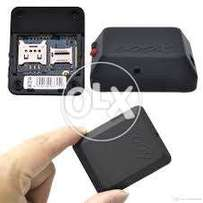Gps Spy tracker x009 with hidden cameera sim card camera video and Voi