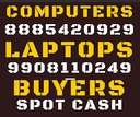 Laptop Computer Monitor Scrap Buyers in hyderabad call 99O811O249